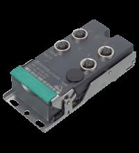 Fuchs 804016 P+F VBA-4E-G12-ZAJ AS-interface Module Part No Pepperl