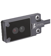Czujnik miniaturowy laserowy
